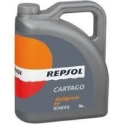 Repsol Cartago Multigrado E.P. 80W90 5L