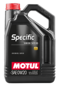 Motul Specific VW 508.00 509.00 0w20 5L